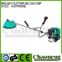 Chaoneng 4-stroke 31cc petroleum powered manual grass trimmer