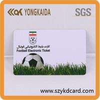 Low cost Customized printing PVC Proximity RFID card smart 125khz key cards