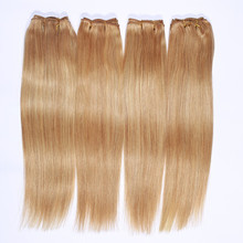 Aliexpress Human Virgin Unprocessed 100 Honey Blonde Brazilian Hair Weave