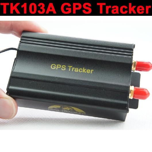 Perseguidor TK103 GPS con el motor parada y le cortó las funciones del motor