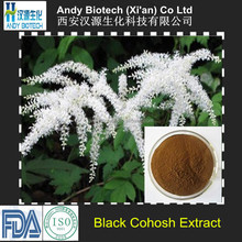 Andy Biotech Provide 10:1 black cohosh root powder