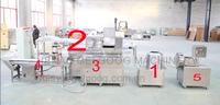 Automatic Complete set Shrimp cracker/Prawn crisp production line