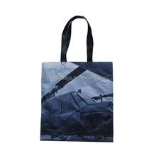 photo printing high quality disposable shopping bag