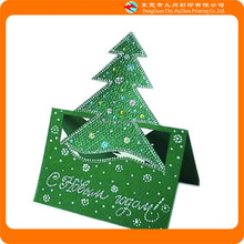 2015 Dongguan customization of green environmental protection of delicate beautiful handmade CARDS