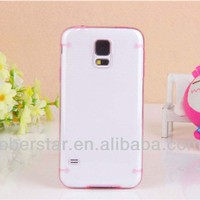 New Slim Luminous Bumper Case Phone Shell Cover For Samsung Galaxy S5 i9600