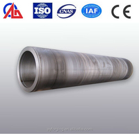 High Quality Rough Machined Shaft Bearing Sleeves Forged