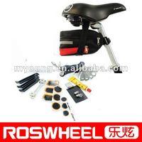 Bicycle saddle bike seat tool set bicycle repair kit