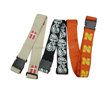 customer safety Polyester lanyards with mobile holder direatly from factory heat transfer printed lanyards