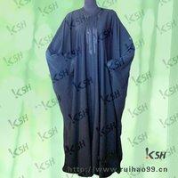 Modest and Elegant black saudi style abaya