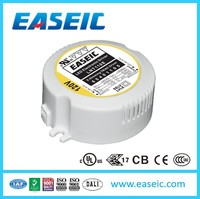 Round Shaped Led Driver 11W 500ma Constant Current Triac Dimmable LED Power Supply with UL/TUV/CE Certificate
