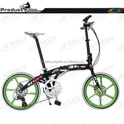 China bicycle sale folding bike size light folding bike