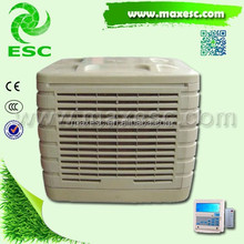 18000CMH AC 1.1KW Industrial Ducted Swamp Cooler
