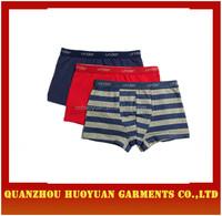 funny cotton boxer shorts for men 3pieces pack