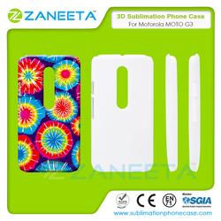 sublimation case for Motorola MOTO G3 | 3D sublimation phone case for Motorola MOTO G3| sublimation cell phone case for Motorola