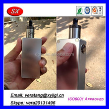 Aluminum electronic enclosures dual battery box mod