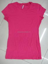 Branded overruns stocklot t-shirt for women