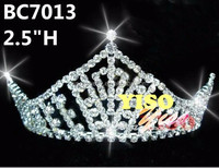 miss world crystal customized crowns