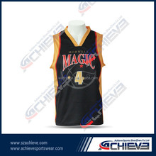 OEM Service Supply Type and Sports basketball jersey with your logo.