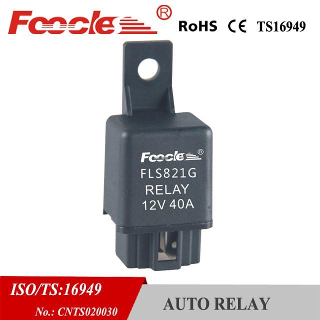 12 volt 4 pin relay toyota foocles relay fls821 12v 40a buy rh alibaba com 12 Volt 50 Amp Relay 12 Volt 50 Amp Relay