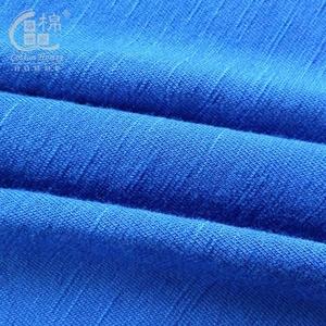 Preço barato China Atacado Tecido de Lã Tecido de Algodão de Bambu para Blusas