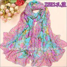 2012 mantón de la gasa de moda , puede llevar como una bufanda musulmán, Imágenes, Muchos colores, precio de venta al por mayor