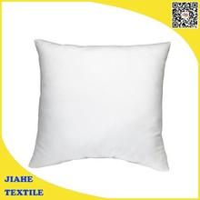 100% polyester material blank cushion cover