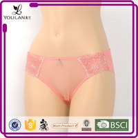 Supplier Magic 3D hollow Lace Hot Girl Panty Women Pictures Sexy