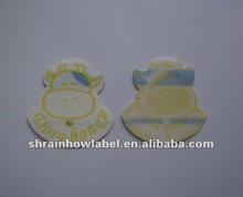 Cute Cartoon Twill Embroidery Patches With Adhesive Back