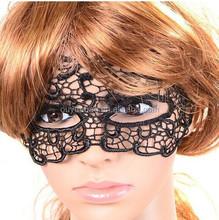 custom Popular vintage masquerade half face mask