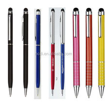 Fashion stylus touch pen for promotional gifts and promotional items