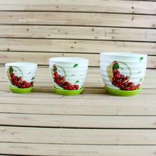 Decorative ceramic flower pots,cheap plant pot