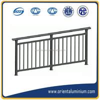 aluminium hand rail stairs,aluminum balcony railing