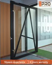 Tempered glass lowes french doors exterior swing door