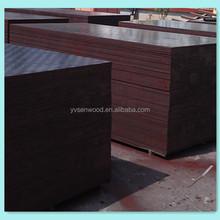 waterproof anti-slip dynea film faced shuttering plywood