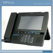Advance android ip video phone with 4 SIP Lines IAX2 HD Voice Based on Android 2.1