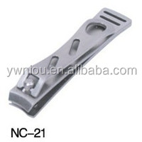 Nail Clippers Stainless Steel with Nail Catcher Best Toenail and Fingernail Clippers