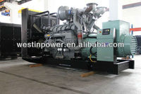 Automatic start 400kva imported engine diesel generator with DeepSea 7320