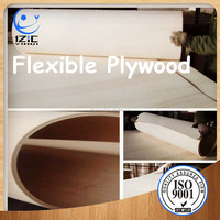 Flexible Plywood Bending plywood Hardwood Commercial Plywood for Sale