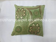 stylish home cushion cover decorative chenille circle pillow cases