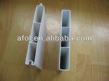 AFOL China supplier how to put up the PVC fence showed in facebook