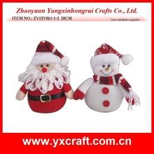 standing santa claus (ZY15Y061-1-2)