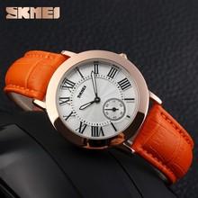 Ladies fashion designer inspired elegant watches top brand SKMEI 1083