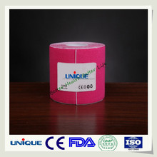 Sport Tape, water repellent, adhesive, modest elastic, Athletic tape, Made in Japan