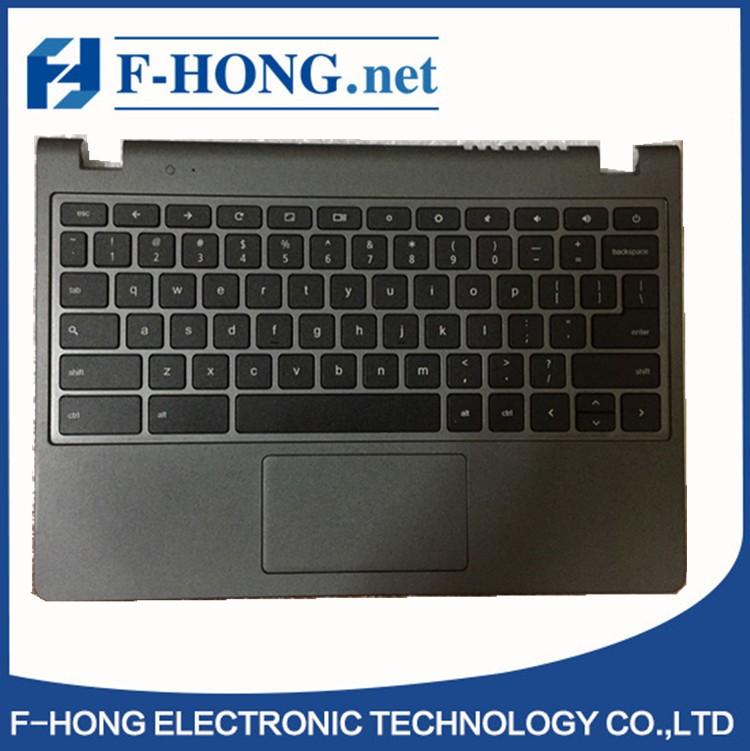 Оригинальный Новый для Acer Chromebook C720 C720P клавиатура с упора для рук и тачпад EAZHN001010 60. SHEN7.006