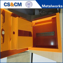 OEM Custom china factory steel electric enclosure with chassis