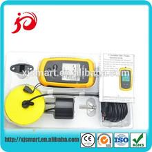Portable detection range 0.8-100m fish finder