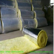 Glass wool Blanket/Glass wool roll/Glass wool heat and cold insulation materials