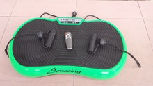 crazy fit massage AMA-009C green yellow red crazy fit massager with rope