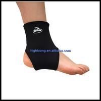medical neoprene compression ankle support