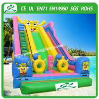 High quality inflatable jump & slide combo